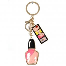 Wholesale WA00 Metal keychain Nail Polish G