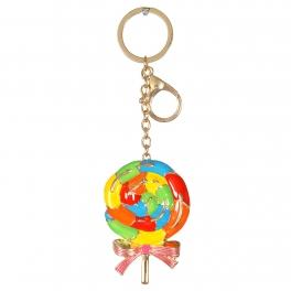 Wholesale WA00 Metal keychain Lollipop G