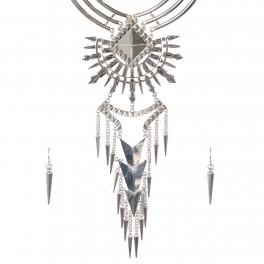 Wholesale Tribal long necklace set R