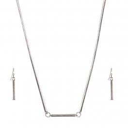 Wholesale Simple long necklace set R