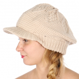 Wholesale V29D Slouchy knit brim hat
