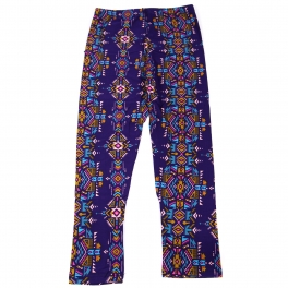 Wholesale B02B Girls print leggings KILIM