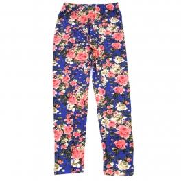 Wholesale B08A Girls print leggings ROSE GARDEN