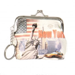 Wholesale L14A Coin purse Statue of Liberty