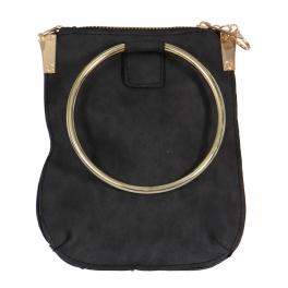 Wholesalse Q02C Chain strap cell phone bag Black