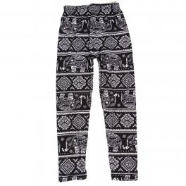 Wholesale Y00A NEW MIX Girls print leggingsn Elephant