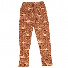 Wholesale Y01A NEW MIX Girls print leggings Geo Camel