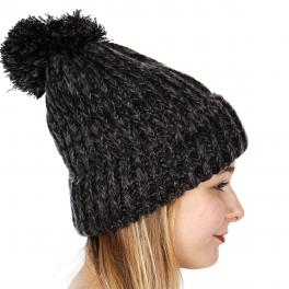 31640bc3932 Y65 Pom pom knit hat Dozen CODE  M10108DZ