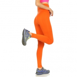 wholesale A28 Shape Up leggings Orange fashionunic