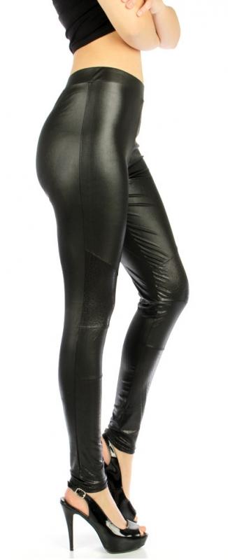 wholesale B09 Swirl panel liquid leggings fashionunic