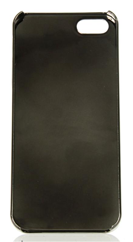 wholesale N38 Cheetah calf hair cell phone case Blue