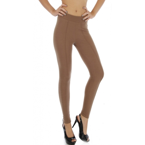 wholesale m38 ottoman cotton solid jeggings YL