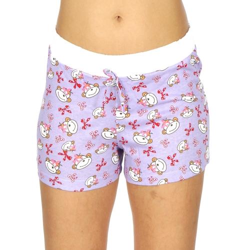 wholesale N46 Cotton monkey pajama shorts fashionunic