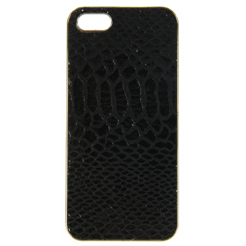 wholesale N38 Croc cell phone case Black fashionunic