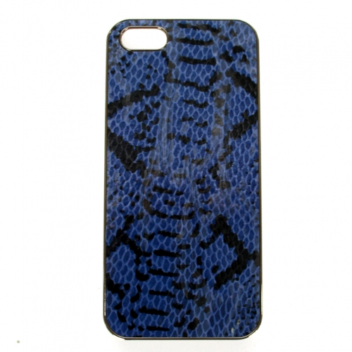 wholesale N38 Snakeskin cell phone case Blue fashionunic