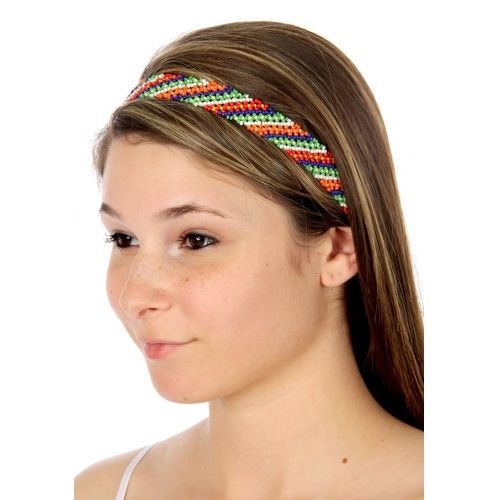 wholesale L33 Bead hair band BH0517 fashionunic