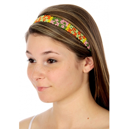 wholesale L33 Bead hair band BH0518 fashionunic