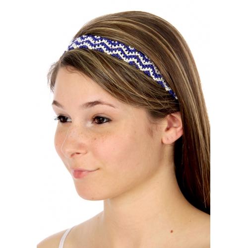 wholesale L33 Bead hair band BH0519 fashionunic