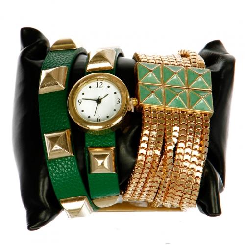 wholesale L14 1025 Arm candy watch Green fashionunic