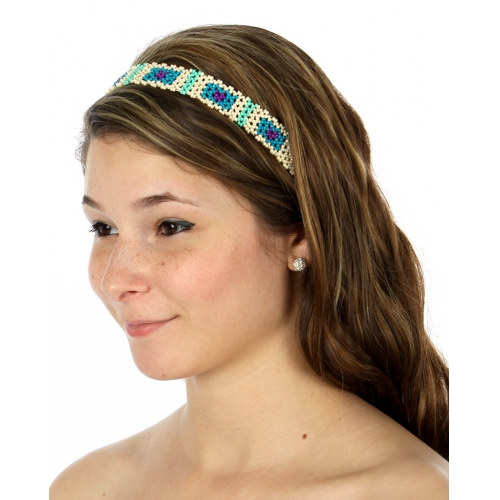 wholesale N32 Bead hair band BH0534AS fashionunic