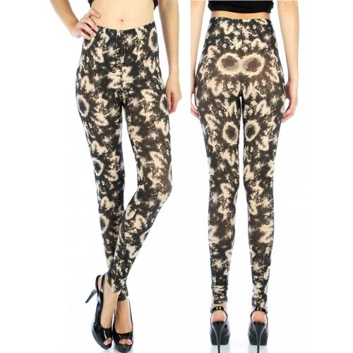 wholesale C08 Butterfly fantasy leggings fashionunic