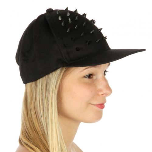 wholesale G03 Black horn hip-hop cotton hat Black