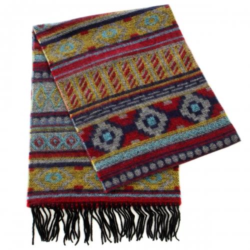wholesale O67 Cashmere feel scarf 90601