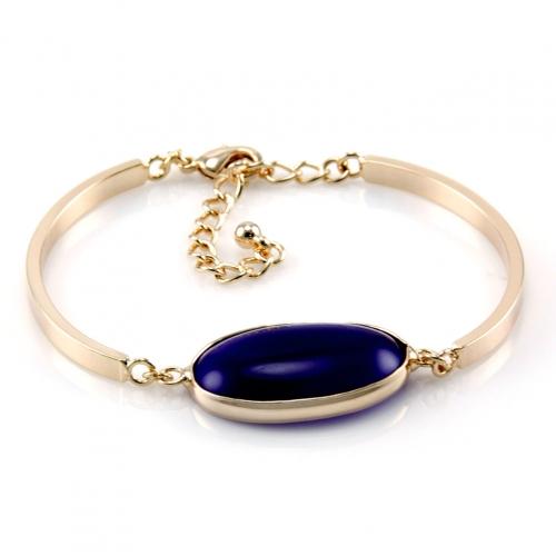 wholesale N36 Faux stone bracelet Purple fashionunic