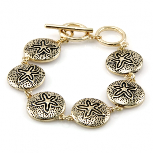 wholesale N50 Starfish bracelet AG fashionunic