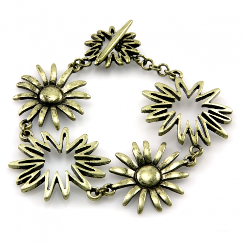 wholesale N37 Daisy bracelet GB fashionunic