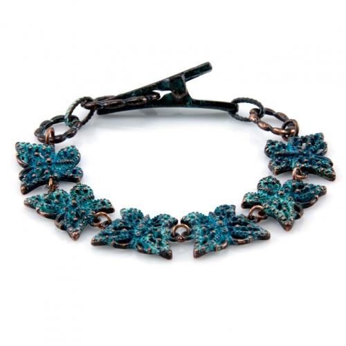 wholesale N37 Butterfly chain bracelet OG fashionunic