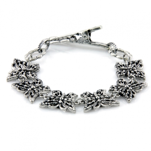 wholesale N37 Butterfly chain bracelet SB fashionunic