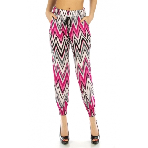 Wholesale M07 Chevron bedouin light pants PP fashionunic