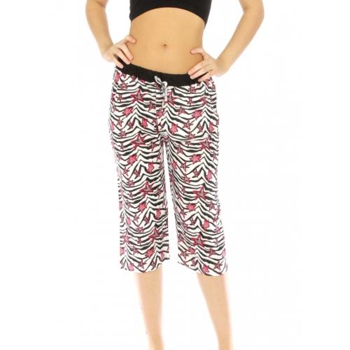 wholesale G36 Capri cotton pajama star fashionunic