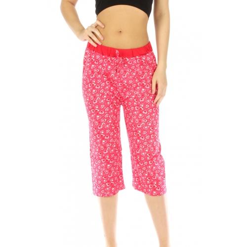 wholesale G36 Capri cotton pajama heart fashionunic