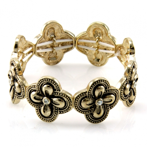 wholesale N32 Clover bracelet AG fashionunic fashionunic