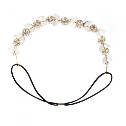 wholesale N40 Floral stone headband GC fashionunic