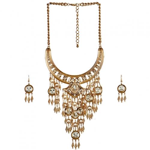 wholesale N44 Dream catcher necklace set AGMT