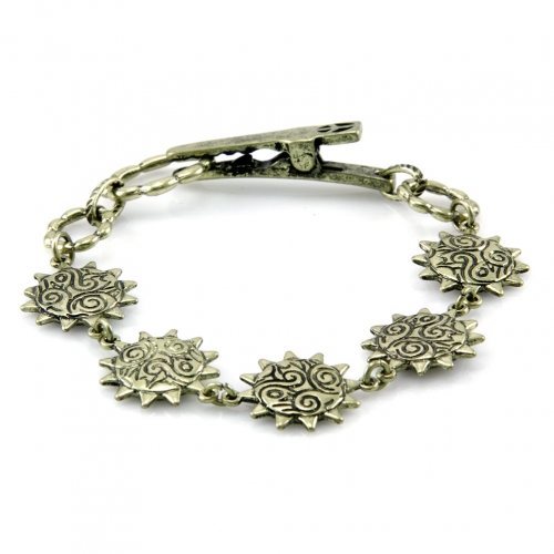 wholesale N36 Sun charm bracelet GB fashionunic