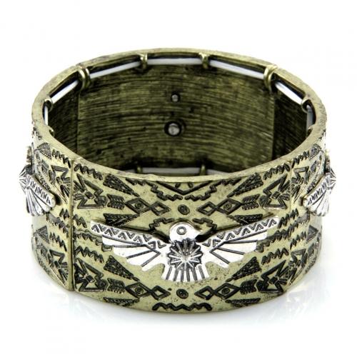 Wholesale L22 Aztec thunderbird bracelet GBSB