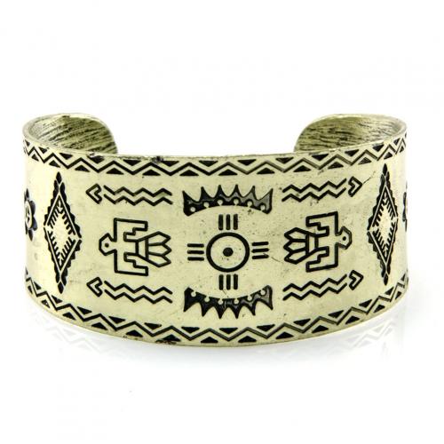 Wholesale L24 Tribal bird metal cuff GB fashionunic