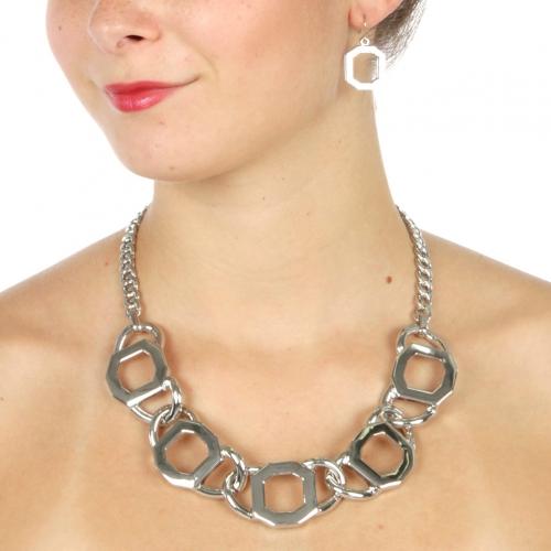 Wholesale L31 Metal links necklace set R