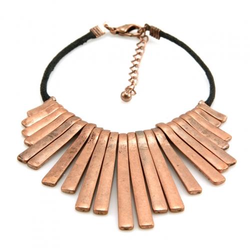 Wholesale L36 Tribal rusted metal bracelets B.COPPER