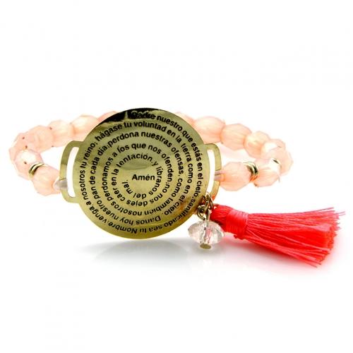 Wholesale M12B Beaded prayer bracelet ASTQ fashionunic