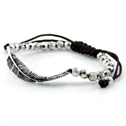 Wholesale L28E Metal beaded bracelet SB fashionunic