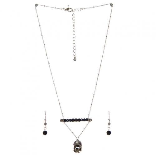 wholesale Be Brave pendant necklace set RBK
