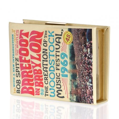 wholesale Barefoot in Babylon book clutch bag fashionunic