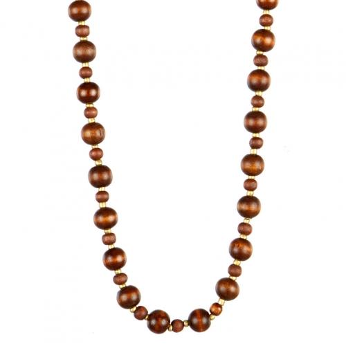wholesale Long bead necklace GB fashionunic