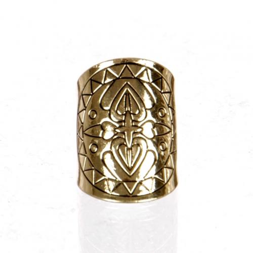 wholesale Heart engraved metal ring AG fashionunic