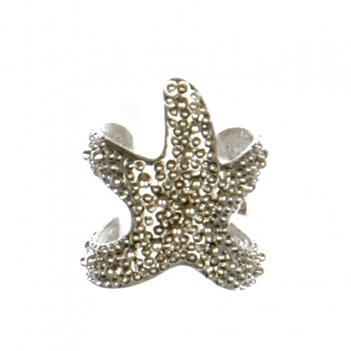 wholesale  Starfish ring AR fashionunic